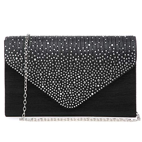 Evening Clutch Party & Wedding Crossbody Handbags - Shade & watches