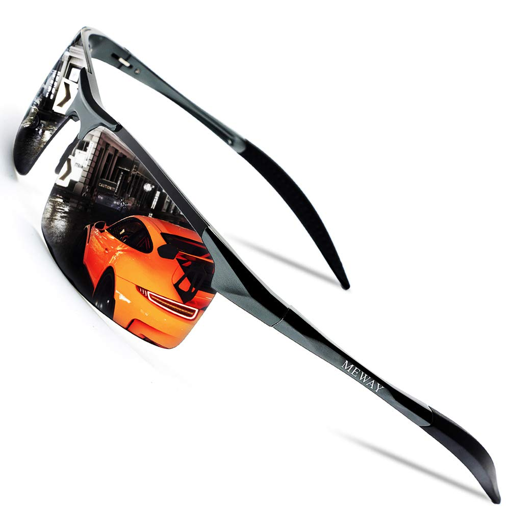 MEWAY -Men's Driving Polarized Sunglasses