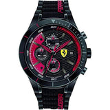 Ferrari Men's Analog Display Quartz Watch
