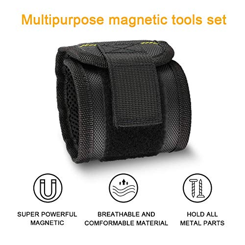 Magnetic Tool Belt for holding Screws/Nails