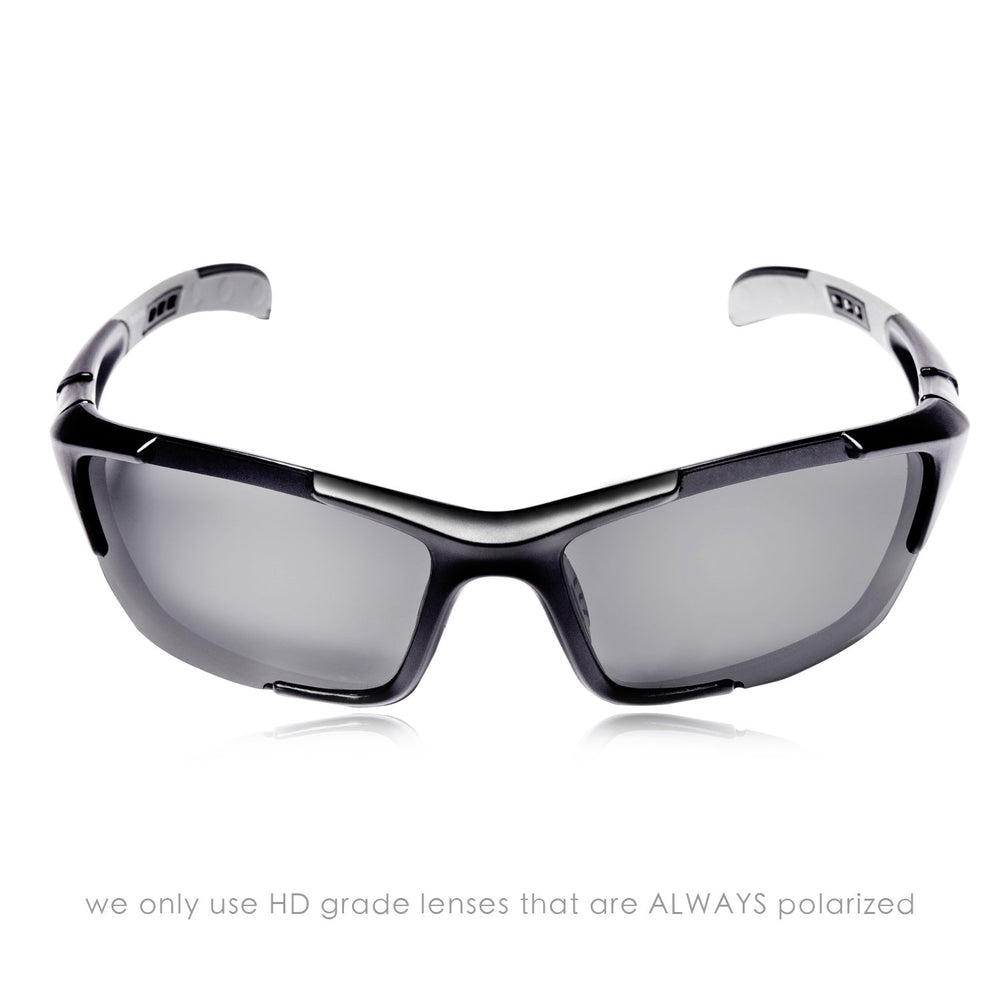Men's Sport Polarized Lightweight Sports Sunglasses - Shade & watches