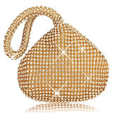 Mogor Women's Triangle Bling Glitter Purse - Shade & watches