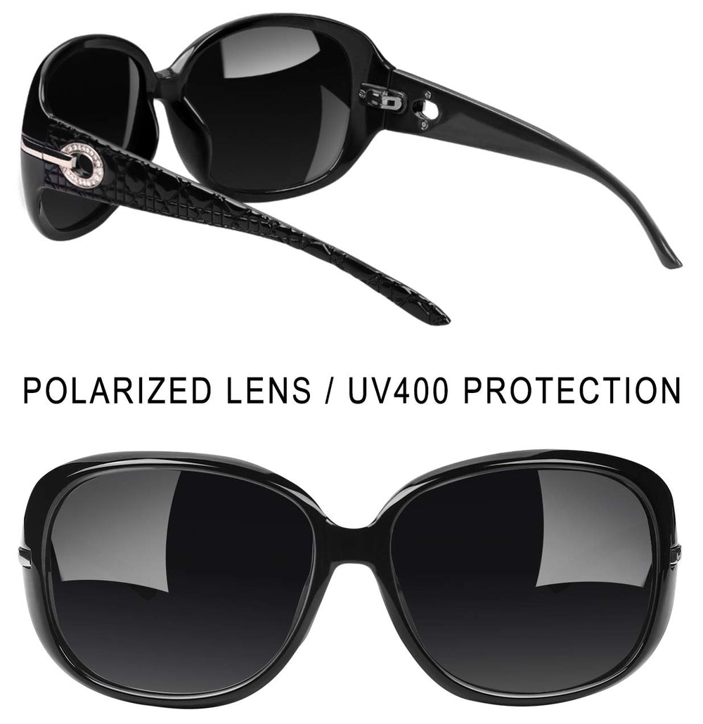 Joopin Polarized Sunglasses for Women - Shade & watches