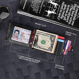 Slim Front Pocket RFID Blocking Card Holder