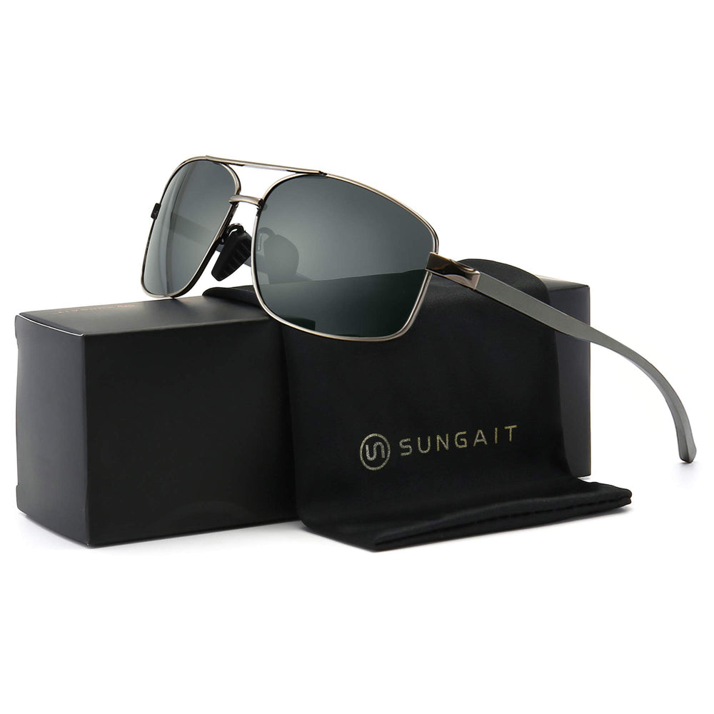 SUNGAIT -Ultra Lightweight Polarized Sunglasses