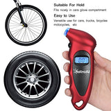 Tire Pressure Gauge 150-PSI for Car/Truck/Bicycle