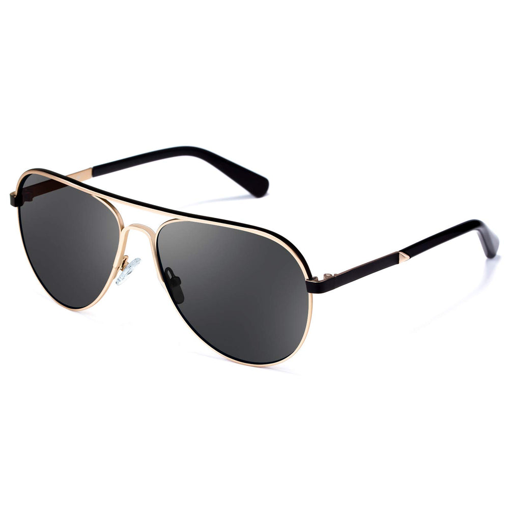 Men's Aviator Polarized Sunglasses - Shade & watches