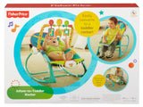 Fisher-Infant & Toddler Rocker/Circus Celebration