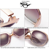 Polarized Fashion-wear Sunglasses for Women - Shade & watches