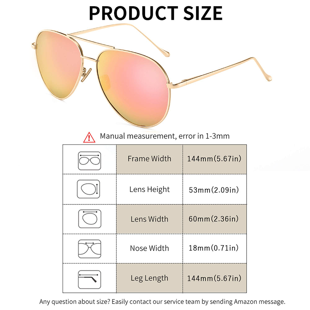 SUNGAIT Women Lightweight Sunglasses - Shade & watches