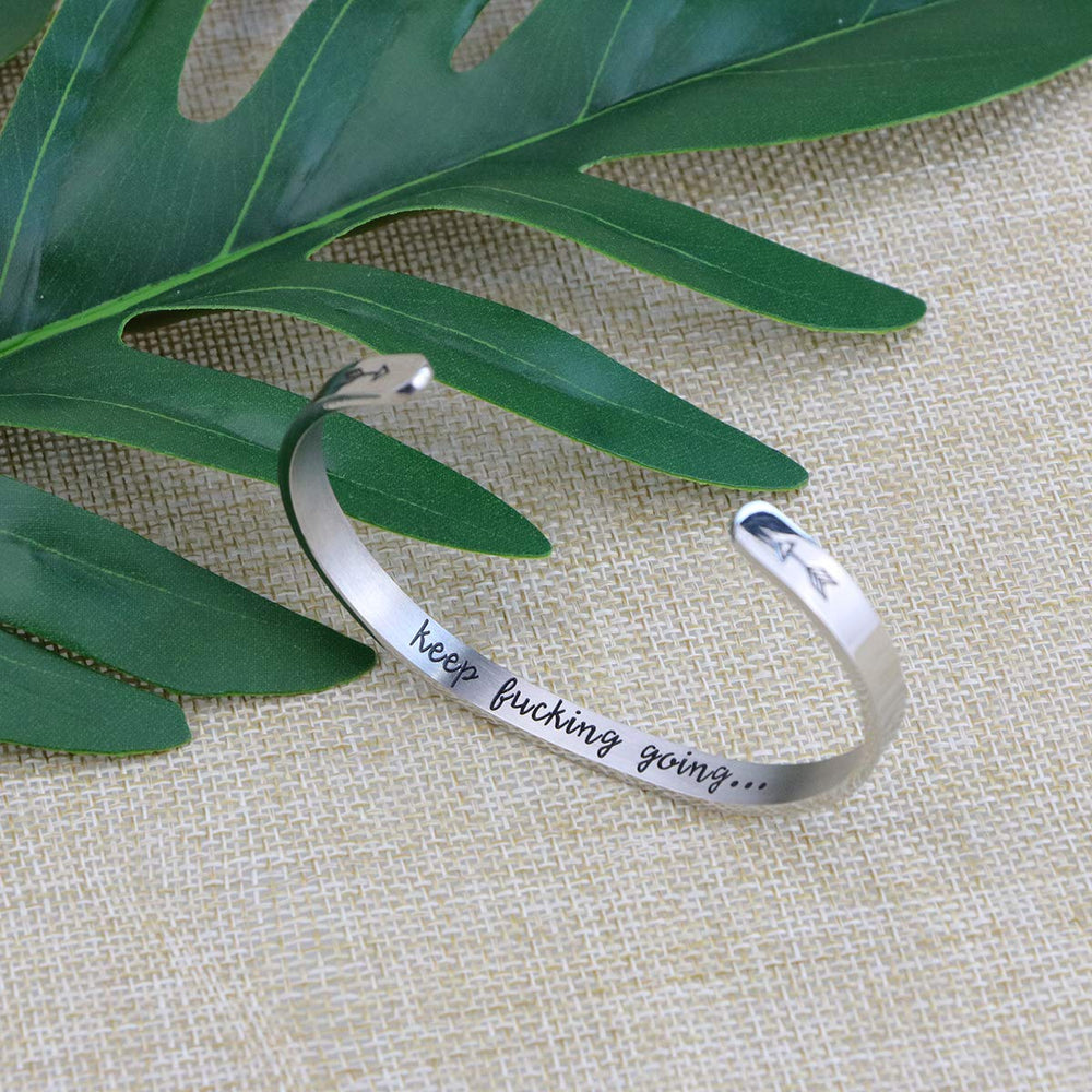 Inspirational Bracelets Funny Gift for Her - Shade & watches
