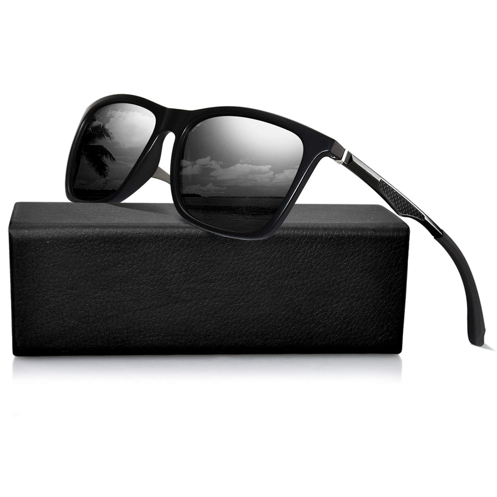 Men's Aluminum Driving Sunglasses