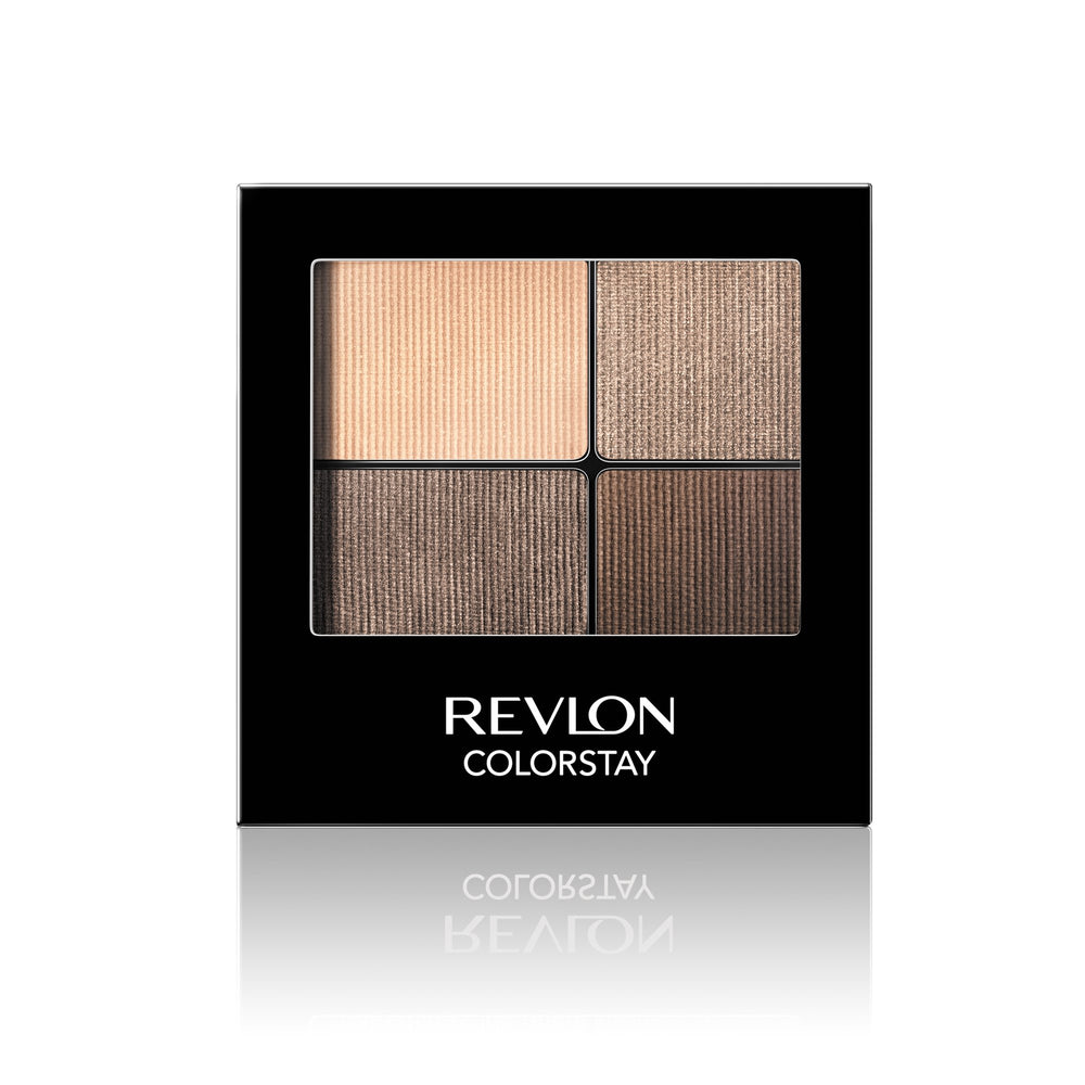 Revlon Longlast Shadow Quad, Addictive