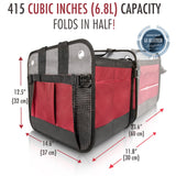 Car Trunk Organizer Durable Storage for Gift