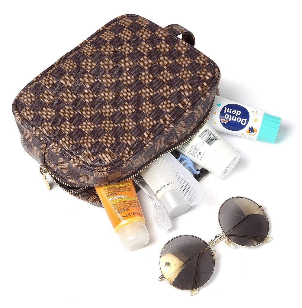 Daisy Rose -Luxury Make Travel Bag - Shade & watches