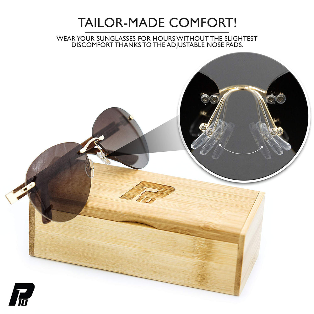 Wooden Polarized Sunglasses for Men's & Women - Shade & watches