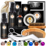 Beard Grooming Full Kit gift pack for Men's