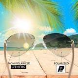 Wooden Polarized Sunglasses for Men's & Women
