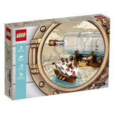 LEGO Ideas Ship Set and Gift for Adults - Shade & watches