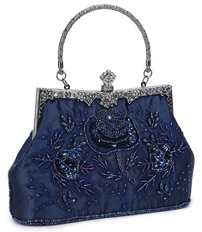 Stylish Evening Large Wedding Party Vintage Bags - Shade & watches