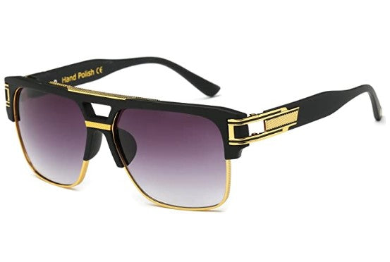 Aviator Large Fashion Sunglasses