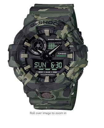 Casio GA700CM-2A G-Shock Men's Watch