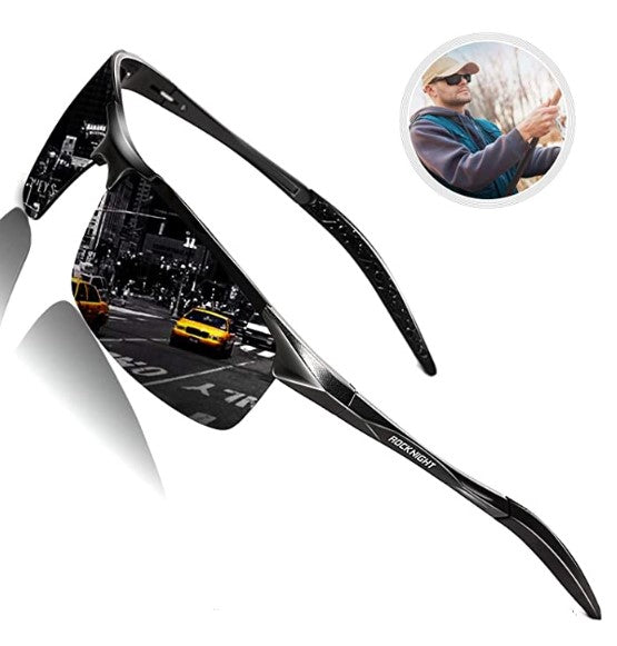 Polarized UV Protection Golf/Fishing Shades