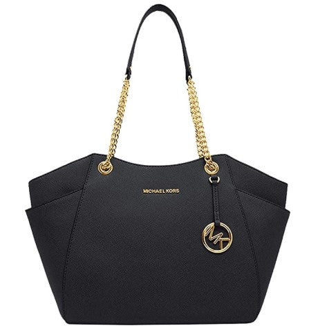 Michael Kors-Original Travel Large Chain Shoulder Tote - Shade & watches