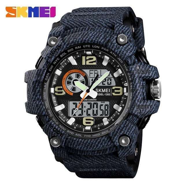 SKMEI Luxury S Shock Men's Sports Watches