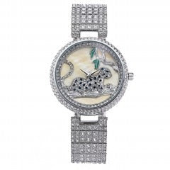 Luxury Women Rhinestone Waterproof Watches