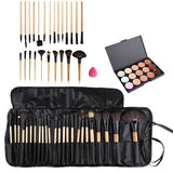 Beauty Professional Makeup Brushes Concealer Fashion - Shade & watches