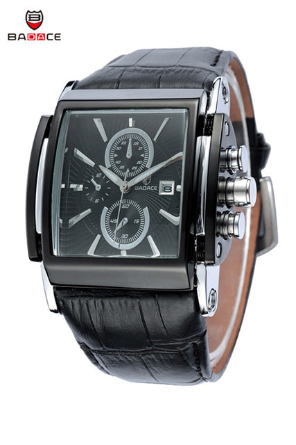 Leather Strap Men's Business Luxury watches