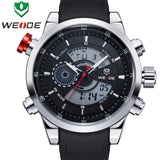 Digital LED Watches Military Sport for Men's