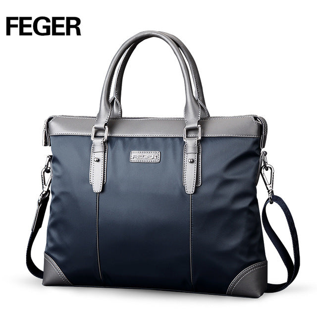 2019- FEGER Stylish Nylon Men & Women handbags