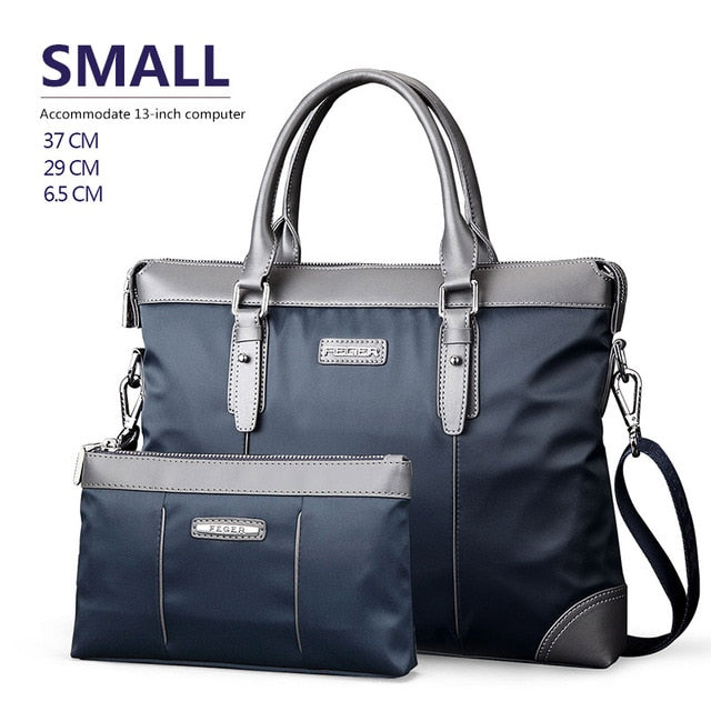 2019- FEGER Stylish Nylon Men & Women handbags - Shade & watches