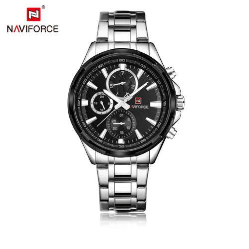 NAVIFORCE Luxury Business Fashion Men's Watches