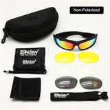 Polarized Army Sunglasses Military Classic for Men's