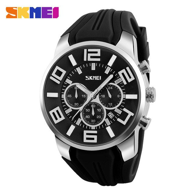 Top Luxury brand Waterproof Men's Sports Watches