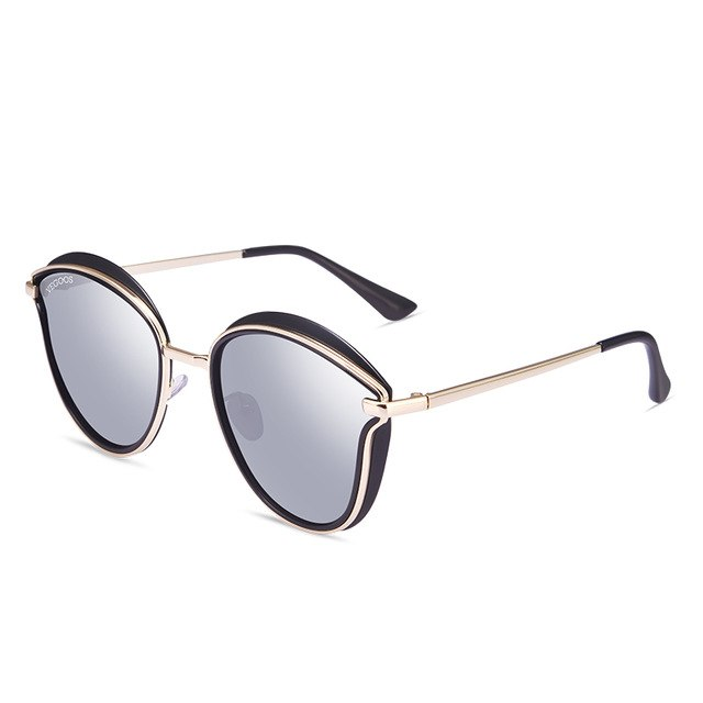 Polarized Women Sunglasses Fashion Retro Cat Eye