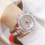 Women Watches & Bracelet Stainless Steel