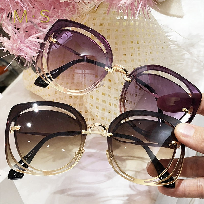Top Sell- Female Luxury designer Classic Eye-wear - Shade & watches