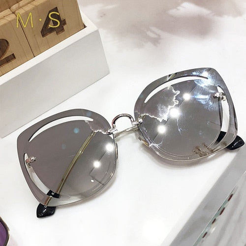 Top Sell- Female Luxury designer Classic Eye-wear
