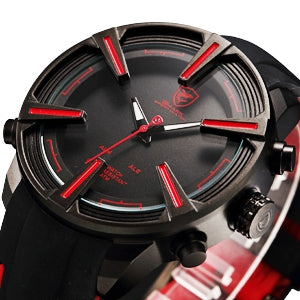 Dogfish Shark Sport Men's Watches Hot Digital Red LED