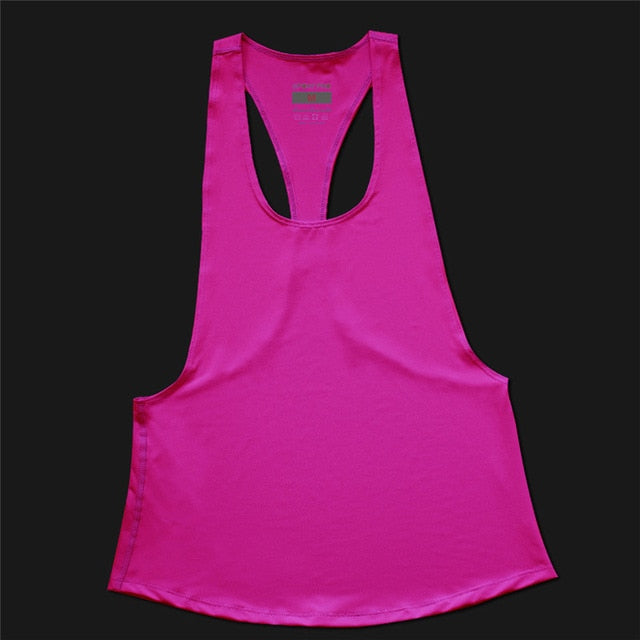Sleeveless Yoga Fitness Workout Tops