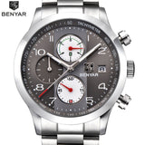 Luxury Sport Quartz Clock Men's Wrist Watches - Shade & watches