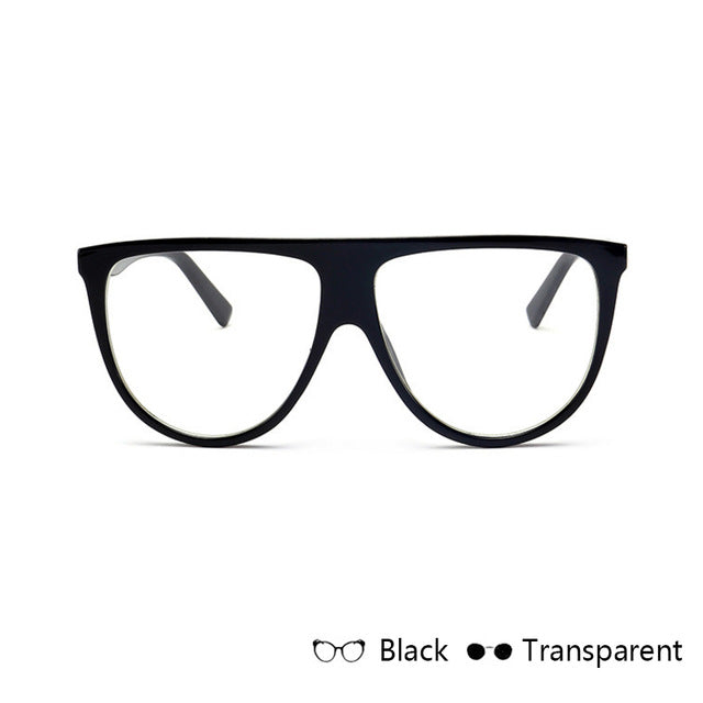 Women Gradient Lens Sunglasses - Unisex - Shade & watches