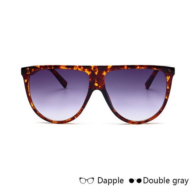 Women Gradient Lens Sunglasses - Unisex