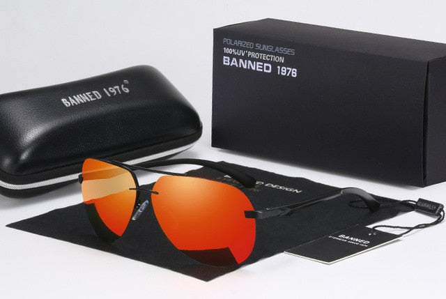 HD polarized fashion Sunglasses for women & Men's - Shade & watches