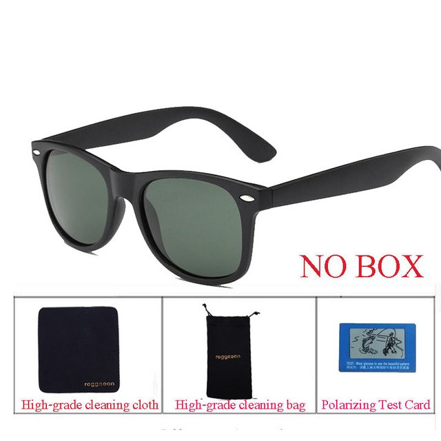 Classic Rivet polarized Sunglasses for Men's -UniSex - Shade & watches