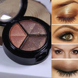 New Eyeshadow Palette Smoky Cosmetic Set 3